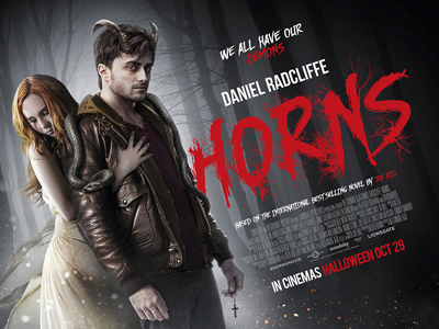 Win a pair of tickets to see the Horns premiere in the West End!