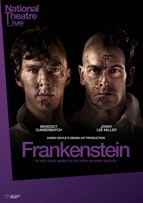 WIN a pair of tickets to see Frankenstein at a cinema of your choice with NT Live