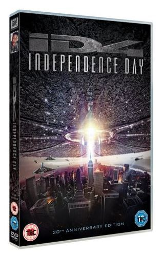 Win a copy of Independence Day on DVD!