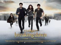 Twilight Breaking Dawn - Q&A with talent